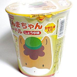 群馬県のマスコットぐんまちゃん ぐんまちゃんヌードル しょうゆ味 1食【DM便不可】