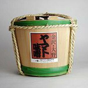 蔵出し・生・こうじ味噌2kg【木樽入り】