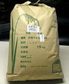 送料無料 無農薬 有機栽培米《JAS》 玄米 20kg 「竹村さんのこしひかり」令和元年産 新米 (有機・有機米・オーガニック玄米 等販売)
