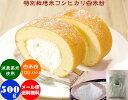 米粉 500gメール便(送料無料) 特別栽培米・エコ栽培・減農薬 コシヒカリの米粉 白米粉 微粉「色白美人」