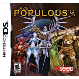Populous(北米版) [Nintendo DS] / /〈GAME〉【中古】afb