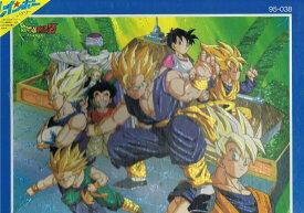 ドラゴンボールZ ジグソーパズル500ピース〈95-038武闘伝〉(ビバリー) / /〈その他〉【中古】afb