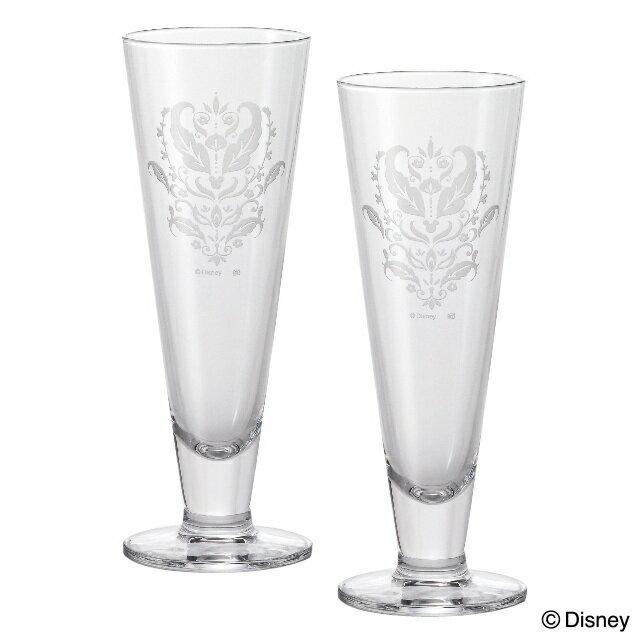 ディズニー 食器 グラスペアセット ダマスク ミッキー(タンブラーグラス×2)