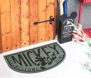 玄関マット ディズニー 屋外 薄型 洗える 泥落としマット ヴィンテージミッキー 76×45cm おしゃれでかわいいミッキー…