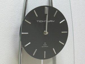 壁掛け時計『スタンダード電波振り子時計』