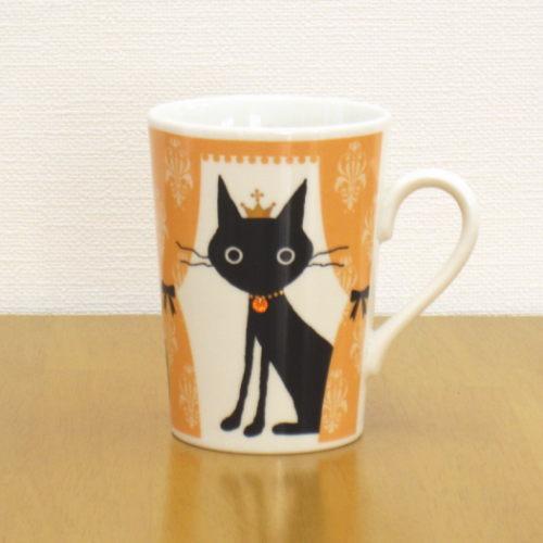マグカップ 猫 ねこの可愛いマグ コミカランド 『キラキラマグ ネコ』 在庫処分/アウトレット