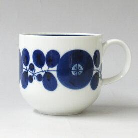 白山陶器 BLOOM ブルーム リース マグカップ