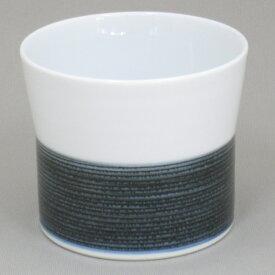 白山陶器 波佐見焼 和食器 麻の糸 フリーカップ 湯呑(湯のみ)や蕎麦猪口(そばちょこ) カップ