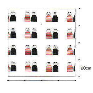 オーダーカーテン北欧リサラーソンネコミンミ幅〜100cm丈181〜205cm