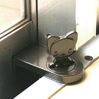 旭電機化成 窓の補助錠 チワワロック