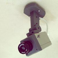 防犯ダミーカメラ3 ADC-206 旭電機化成