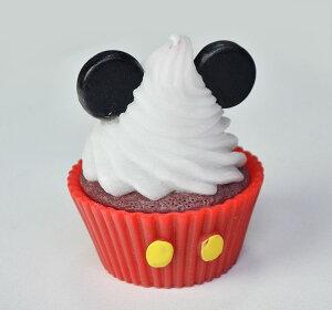 カップケーキキャンドル ミッキー 【キャンドル】【ディズニー】【ミッキーマウス】【DISNEY】【香り付き】【パーティー キャンドル】【カップケーキ】【バースディ】【おうち時間】【癒