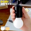 ひっぱり点灯ライト 【旭電機化成】