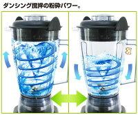 スーパーブレンダーASH-2【ギザギザの特殊刃】
