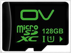 MicroSDカード 128GB ネットワークカメラ用 防犯カメラ用 ペットカメラ用 ベビーカメラ用 介護カメラ用 WEBカメラ用 IPカメラ用 ワイヤレスカメラ用 高速 ブランド名OV