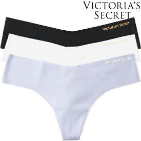 【メール便可】Victoria's Secret ヴィクトリアシークレット ビクトリアシークレット ビクシー ヴィクトリアズシークレット ヘム ノーショー ソング インビジブル Tバック ショーツ S M L 【女性 レディース 下着 パンツ】