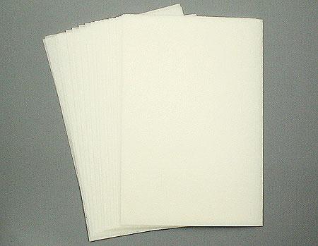 ■【茶道具 茶巾】紙小茶巾 【追跡メール便対応】 【 茶道 お稽古 裏千家 】