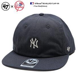 b系 ヒップホップ ストリート系 メンズ レディース キャップ 【B-MLLRD17LAP-VN】 フォーティーセブンブランド 47BRAND ニューヨーク ヤンキース 帽子 CAP ベースボール MLB メジャーリーグ キャンバス アウトドア アメカジ 男女兼用 正規品 ギフト