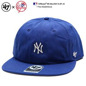 b系 ヒップホップ ストリート系 メンズ レディース キャップ 【B-MLLRD17LAP-JV】 フォーティーセブンブランド 47BRAND ニューヨーク ヤンキース 帽子 CAP ベースボール MLB メジャーリーグ キャンバス アウトドア アメカジ 男女兼用 正規品 ギフト