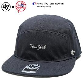 b系 ヒップホップ ストリート系 ファッション メンズ レディース キャップ 【B-RVRRN17LAS-VN】 フォーティーセブンブランド 47BRAND ニューヨーク ヤンキース 帽子 CAP ベースボール ジェットキャップ MLB メジャーリーグ アメカジ 正規品 ギフト