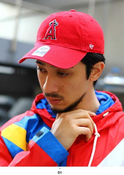 47(フォーティーセブン)エンゼルスのキャップ(帽子)