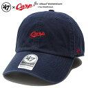 広島カープ CAP carp 応援 グッズ ローキャップ ボールキャップ 帽子 【BSRNR05GWS】 フォーティーセブンブランド 47B…