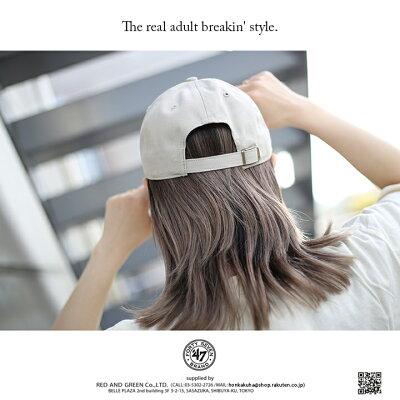 47(フォーティーセブン)のキャップ(帽子)