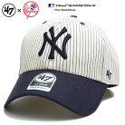フォーティーセブンブランド 47BRAND 帽子 ローキャップ ボールキャップ CAP メンズ 白紺 男…