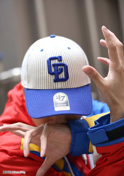 47BRAND(フォーティーセブンブランド)中日ドラゴンズのキャップ(帽子)