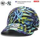 フォーティーセブンブランド 47BRAND 帽子 キャップ ローキャップ ボールキャップ CAP ニューヨーク ヤンキース メン…
