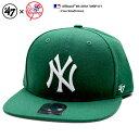 b系 ヒップホップ ストリート系 ファッション メンズ レディース キャップ 【B-SRS17WBP-KY】 フォーティーセブンブランド 47BRAND ニューヨーク ヤンキース 帽子 コラボ CAP