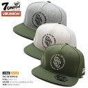 セブンユニオン 7UNION 帽子 キャップ 【IAXY-113】 メンズ レディース CAP かっこいい おしゃれ 新ロゴ ベージュ グ…