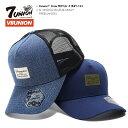 セブンユニオン 7UNION 帽子 キャップ 【IAXY-133】 メンズ レディース メッシュキャップ CAP かっこいい おしゃれ 定…