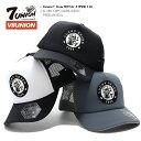 ラッパー輪入道着用 セブンユニオン 7UNION 帽子 メッシュキャップ 【IPVW-130】 メンズ レディース CAP おしゃれ ス…