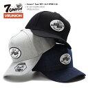 セブンユニオン 7UNION 帽子 キャップ 【IPVW-128】 メンズ レディース ローキャップ ボールキャップ かっこいい おし…