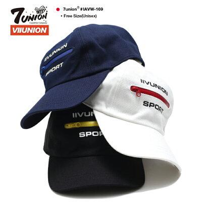 7UNION(セブンユニオン)のキャップ(帽子)