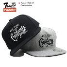 セブンユニオン 7UNION 帽子 キャップ スナップバック CAP メンズ レディース 黒 グレー b系…