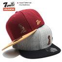 セブンユニオン 7UNION 帽子 キャップ スナップバック CAP メンズ レディース b系 ヒップホップ ストリート系 ファッション ブランド ノトーリアスビッグ ビギー 刺繍 Fサイズ シンプル
