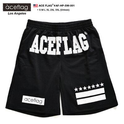 ACEFLAG(エースフラッグ)のハーフパンツ