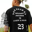 ACE FLAG Tシャツ 半袖 メンズ レディース 春夏用 黒/白 大きいサイズ ビッグシルエット エースフラッグ おしゃれ かっこいい ナンバー…