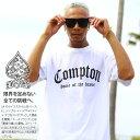 ACE FLAG Tシャツ 半袖 メンズ レディース 春夏用 白/黒 大きいサイズ ビッグシルエット エースフラッグ おしゃれ かっこいい Compton …
