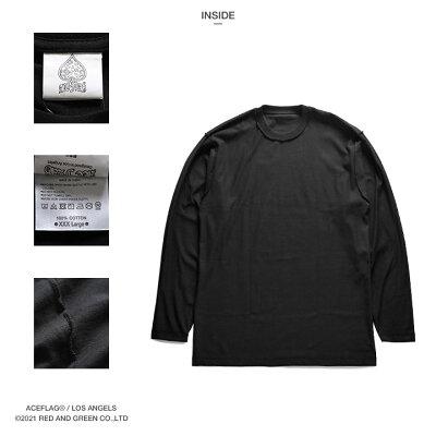 ACEFLAG(エースフラッグ)のロンT(長袖Tシャツ)