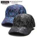 b系 ヒップホップ ストリート系 ファッション メンズ レディース ローキャップ 【AF-CA-SB-040】 エースフラッグ ACEFLAG CAP 帽子 ボールキャップ ナイロン グラデーション