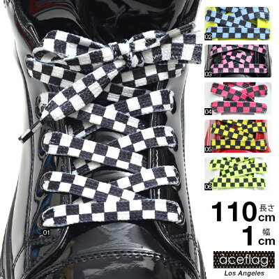 ACEFLAG(エースフラッグ)の靴紐(シューレース)
