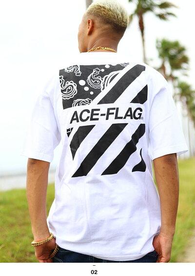 ACEFLAG(エースフラッグ)のTシャツ(ロゴ)