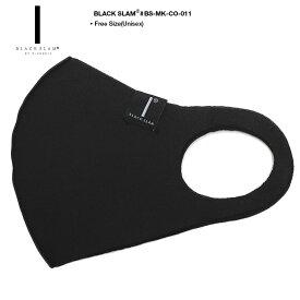 クラブノイズ バイ ブラックスラム CLUBNO1Z by BLACK SLAM かっこいい マスク メンズ 大きめ おしゃれ 布マスク レディース 黒 男女兼用 b系 ヒップホップ ストリート系 ファッション ブランド 大きいサイズ 快適 洗える布製 3D立体型設計 シンプル 刺繍 BS-MK-CO-011