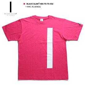 b系 ヒップホップ ストリート系 ファッション メンズ レディース Tシャツ 【BS-TS-TS-002】≪GRAND SLAM LOGO TEE≫ ブラックスラム BLACK SLAM CLUB NO1Z クラブノイズ ブランド定番 ボックスロゴ S M L XL 大きいサイズ 正規品 ギフト