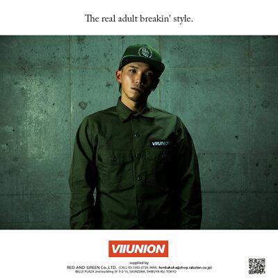 本格派大人のB系は7UNION(セブンユニオン)の正規代理店です。
