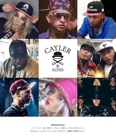 Cayler&Sons(ケイラーアンドサンズ)のハット(帽子)