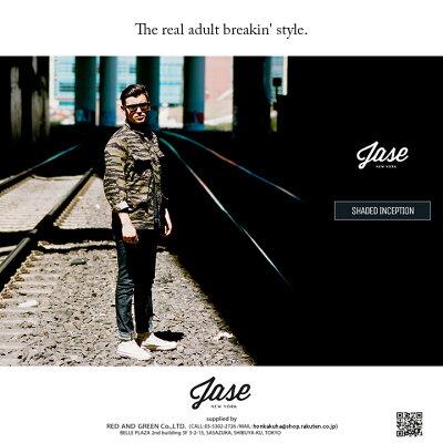 本格派大人のB系はJASE-NEW-YORK(ジェイスニューヨーク)の正規代理店です。